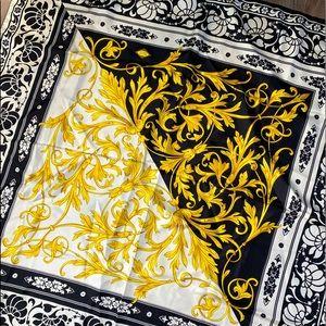 Vintage Versace scarf